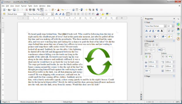 Libre Office 4.1