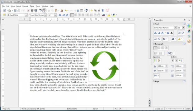 Libre Office 4.1