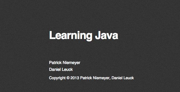 programming-book-java