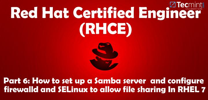 在 Linux 中配置 Samba 进行文件共享