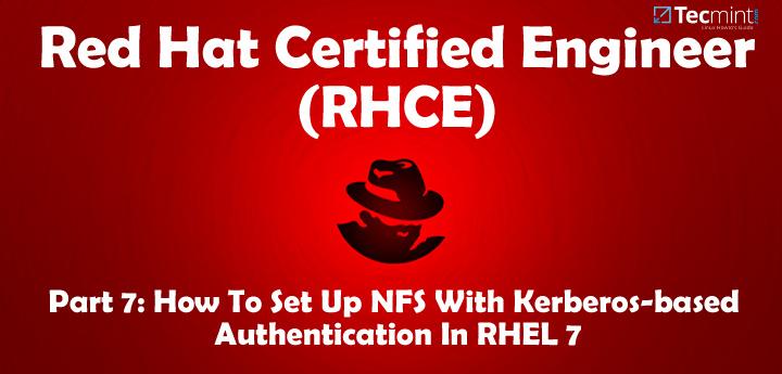 设置使用 Kerberos 进行身份验证的 NFS 服务器