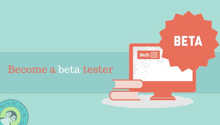 成为一名beta版本测试者