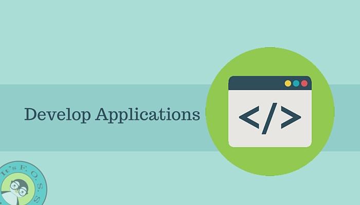 开发一个桌面版Linux的应用(开发者)