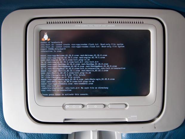 航班娱乐系统
