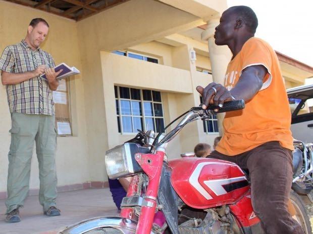 尼日利亚传教活动