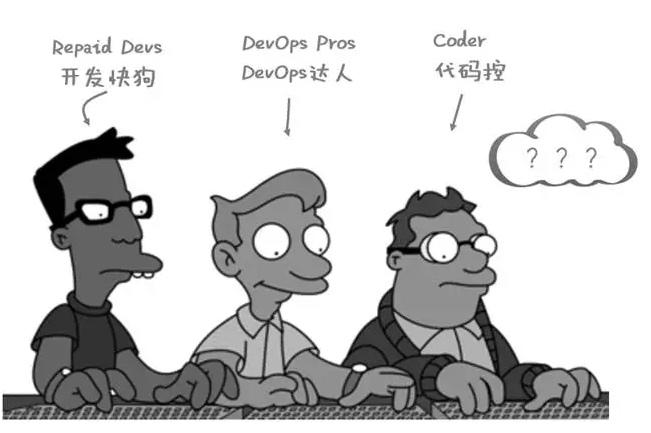 开发者的三种类型