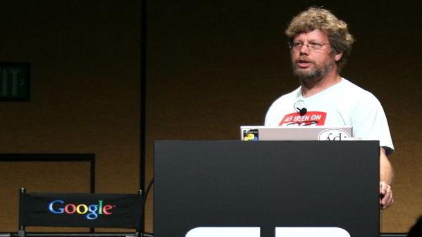 Guido van Rossum:伟大程序员之一