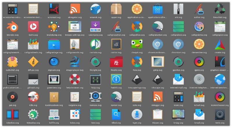 Breeze Icons