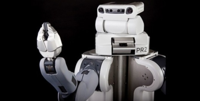 机器人操作系统,除了Android还有一个ROS