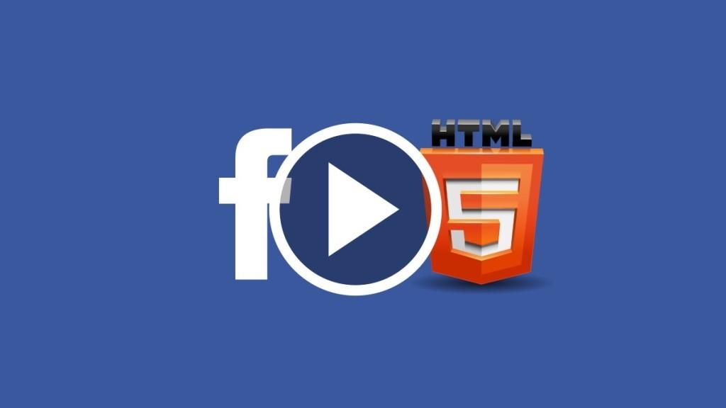 为什么 Facebook 要将视频从 Flash 全面迁移到 HTML5?