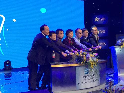广电总局发布智能电视操作系统TVOS2.0 华为阿里等参与研发