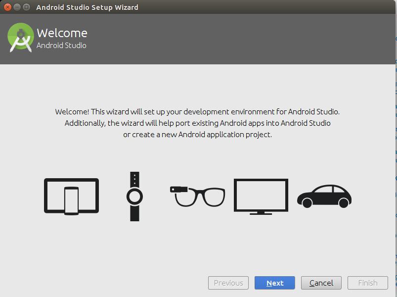 安装 Android Studio