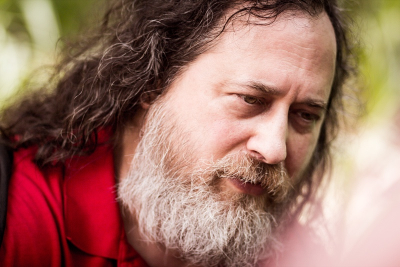 理查德·马修·斯托曼(Richard Matthew Stallman, RMS)