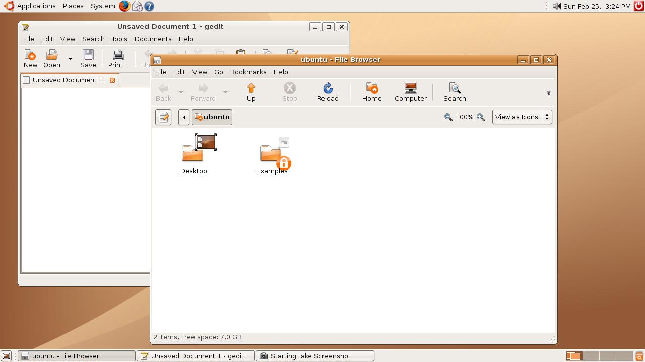 GNOME 2.16