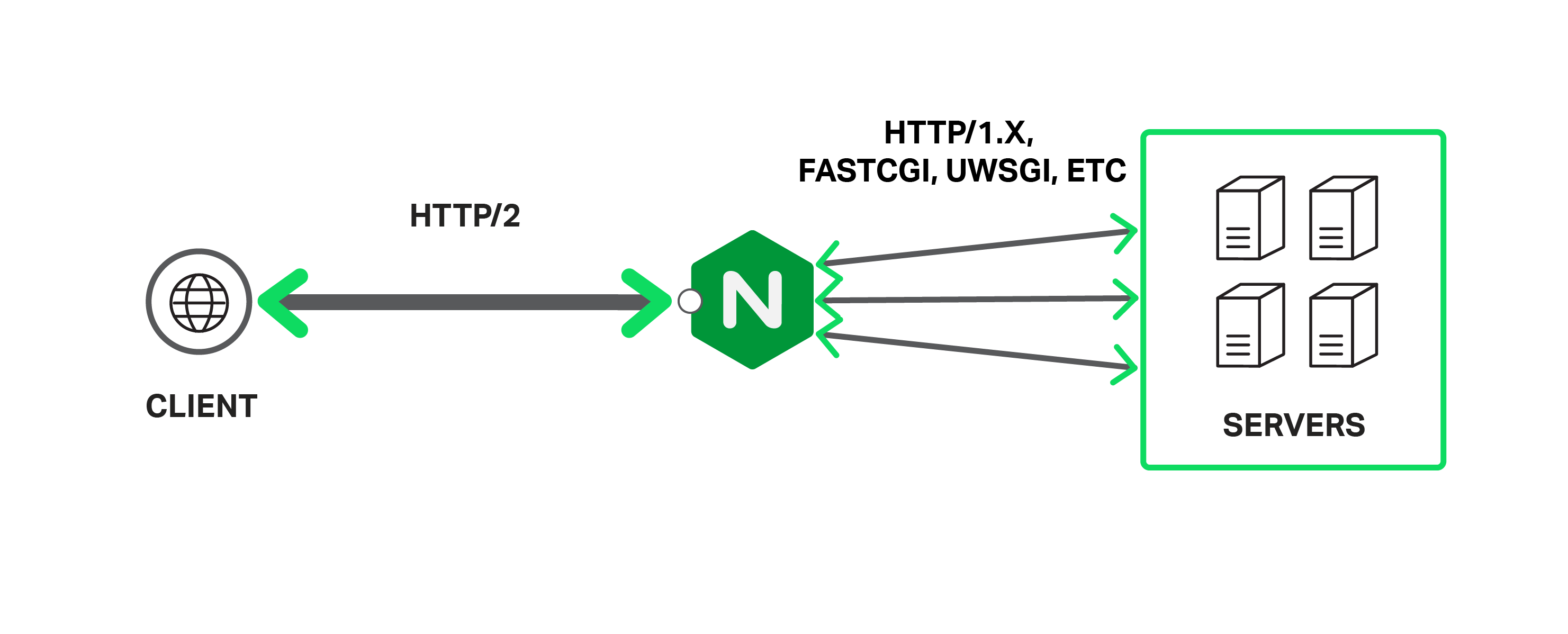 NGINX Supports SPDY and HTTP/2 for increased web application performance