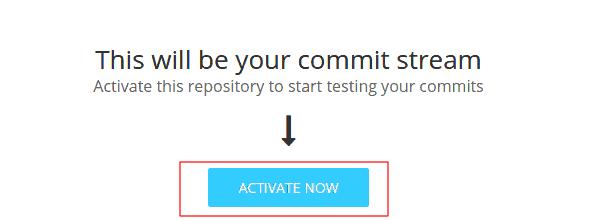 Activate Repository