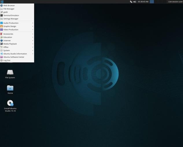 ubuntu studio linux distros