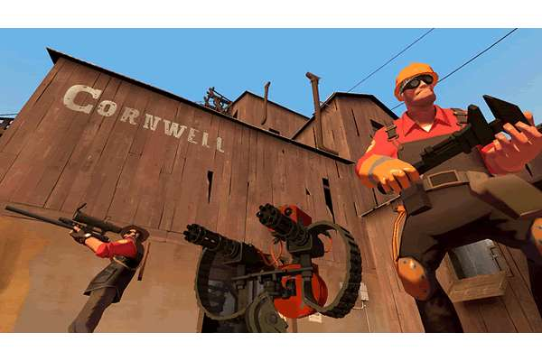 team fortress king of the hill