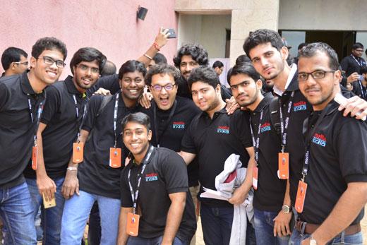 印度 2016 Mozilla 聚会