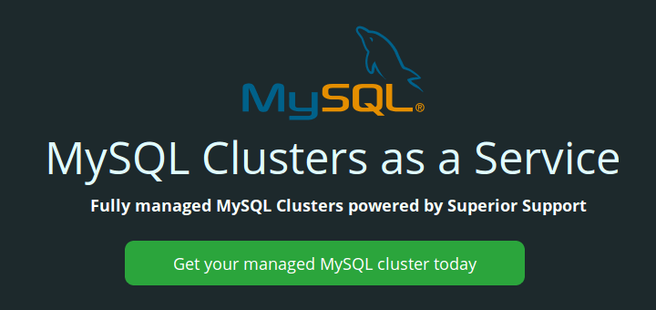 MySQL集群服务