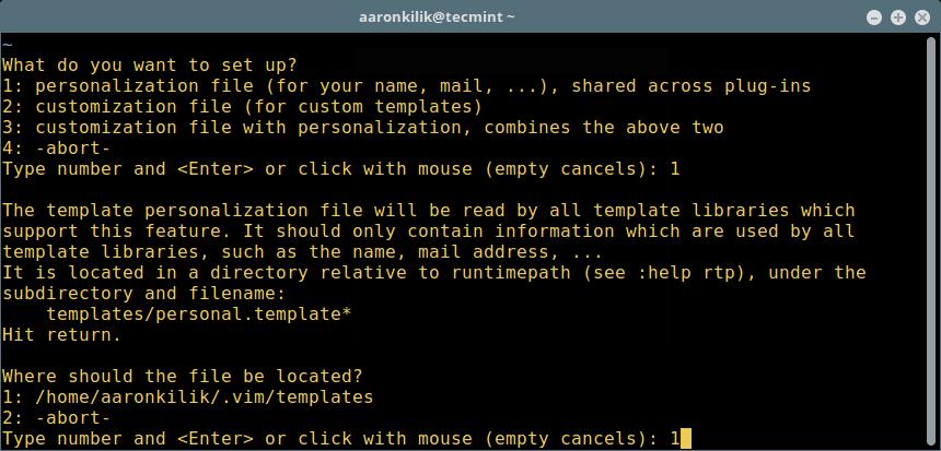 设置个性化文件路径