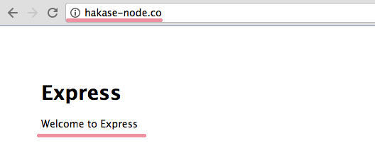 Nodejs app 在 pm2 和 Nginx 中运行