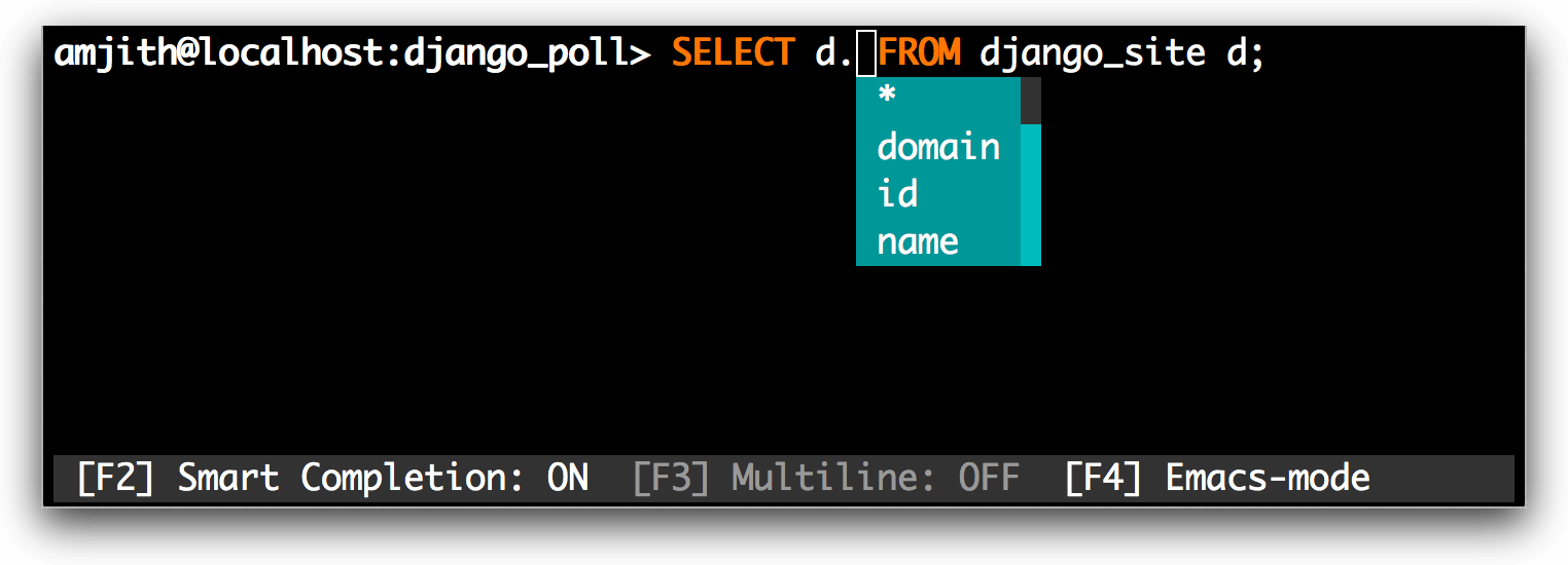 MySQL Alias Support