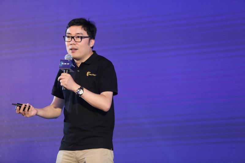 EasyStack 联合创始人兼 CTO 刘国辉