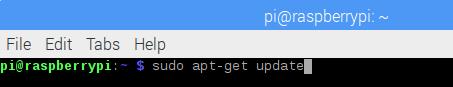 Updating Raspbian Pixel