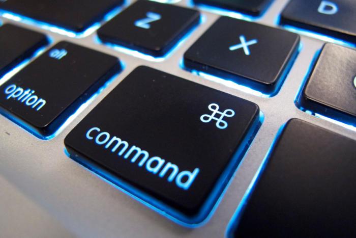 command key keyboard