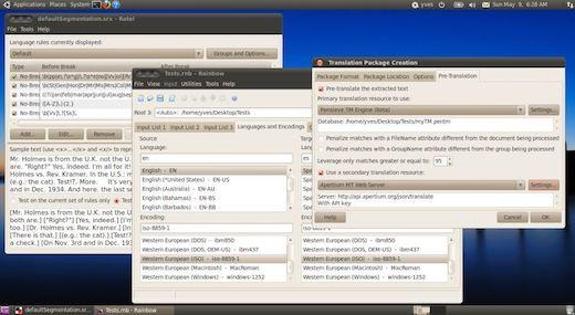 Okapi 框架的 Ratel 和 Rainbow 组件