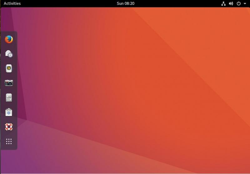 GNOME桌面
