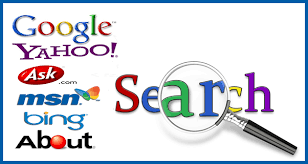 search engines use web crawlers