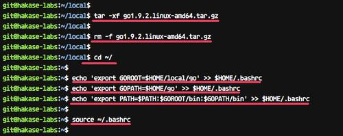 安装 Go 编程语言