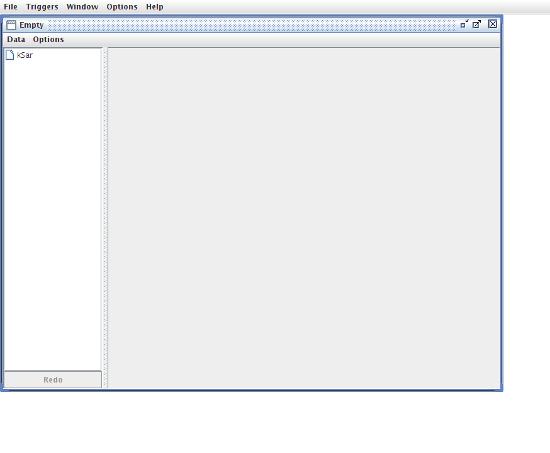 Fig.02: kSar - the main window