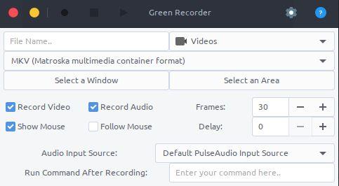 屏幕录制工具