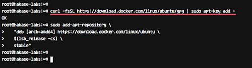 安装 Docker-ce
