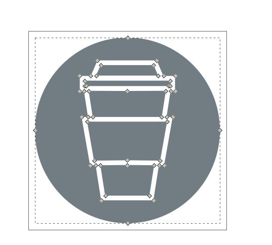 Inkscape - 激活节点工具