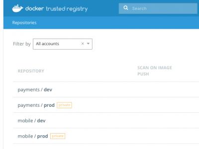 使用 Docker 企业版搭建自己的私有注册服务器