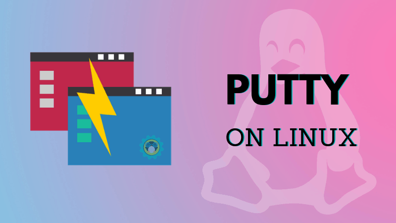 Installing Putty on Linux