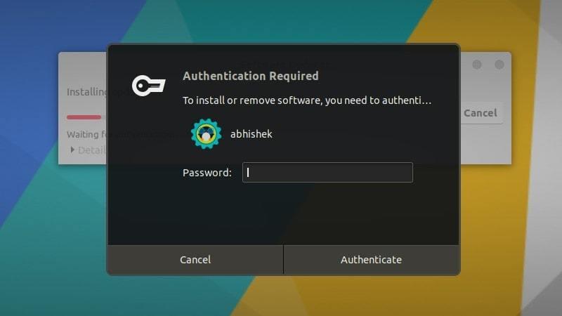 通过 GUI 在 Ubuntu Linux 中安装更新