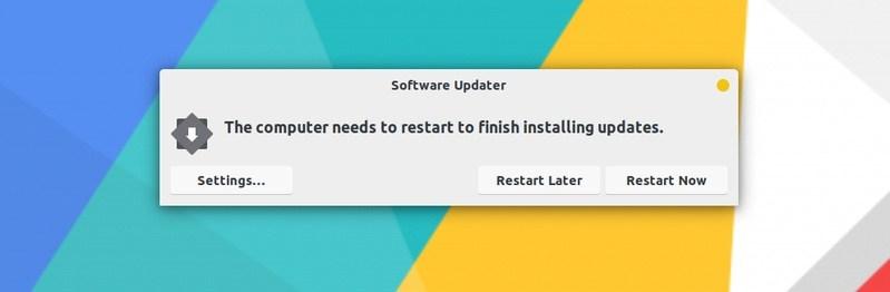 通过 GUI 在 Ubuntu 中安装更新