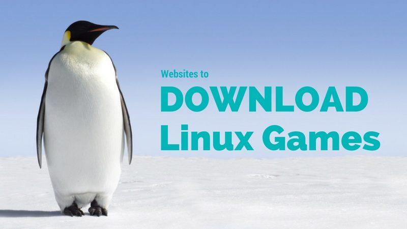 下载 Linux 游戏的网站