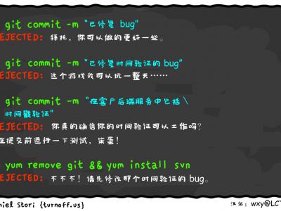 极客漫画:当 Git 有了智能