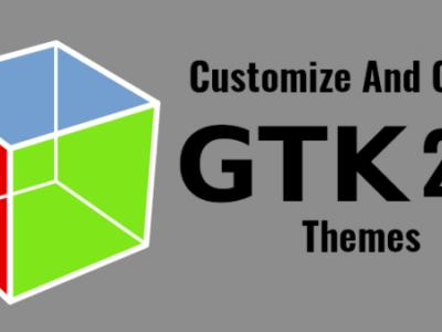 Oomox:定制和创建你自己的 GTK2、GTK3 主题