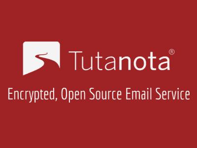 加密邮件服务 Tutanota 现在有桌面应用了