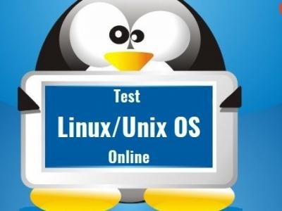 在线试用 200 多种 Linux 和 Unix 操作系统