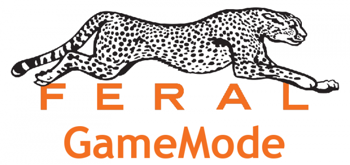 Gamemmode improve gaming performance on Linux
