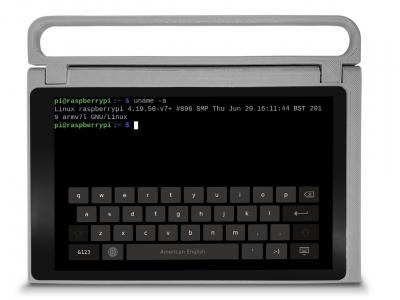 CutiePi:正在开发中的基于树莓派的开源平板
