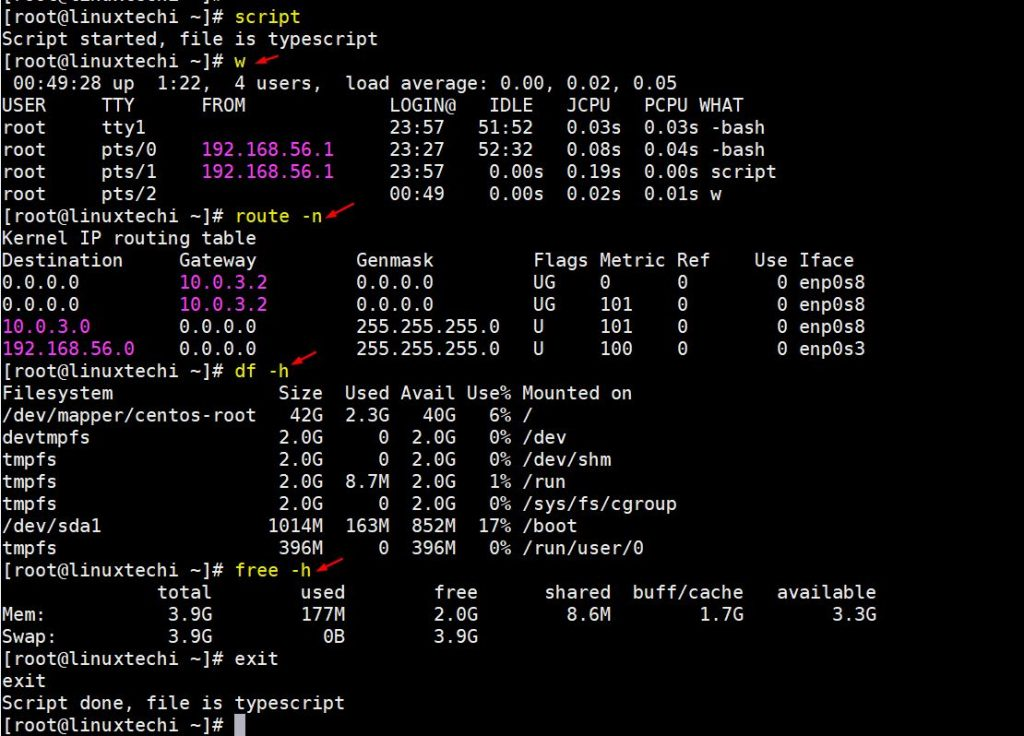 script-examples-linux-server